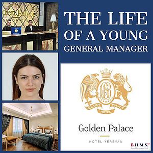 The life of a young General Manager - B.H.M.S. Student