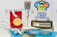 Cooking with the Champions - Young Chef Olympiad