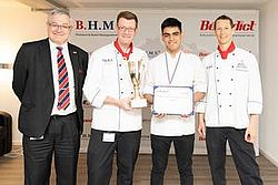 B.H.M.S. Culinary Competition 2019
